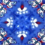 Crystal Reflections Kaleidoscope Quilt Kit -0