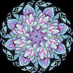 """Tapestry Kaleidoscope Quilt Kit - 6"""" Blocks-0"""