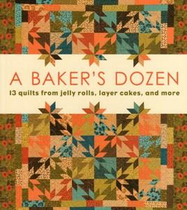 A Baker's Dozen Quilt Book-0