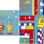 Robotics Fat Quarter Bundle-0