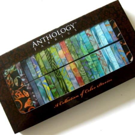 Anthology Batik Story Strips Collection - #212-15-0