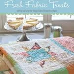 Fresh Fabric Treats Book-0