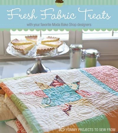 Fresh Fabric Treats Book-0
