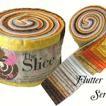 Slice Fabric Roll - Flutter Natural Blenders-0