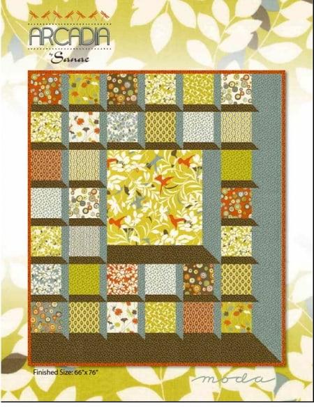 Arcadia Quilt Pattern-0