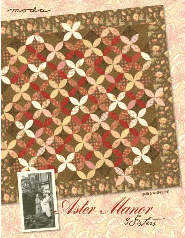 Aster Manor Quilt Pattern