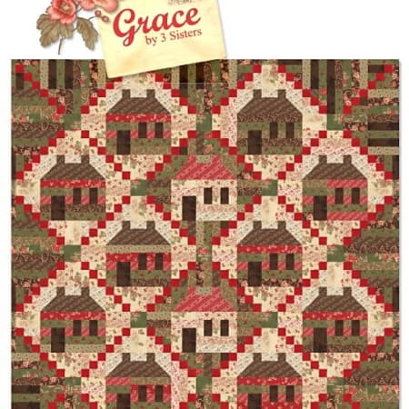 Grace Pattern by 3 Sisters-0