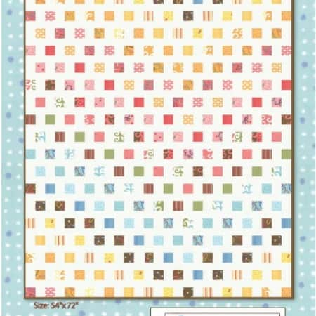 Modern Workshop Quilt Pattern-0