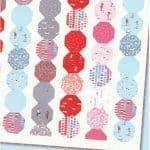 Sherbet Pips Quilt Pattern-0
