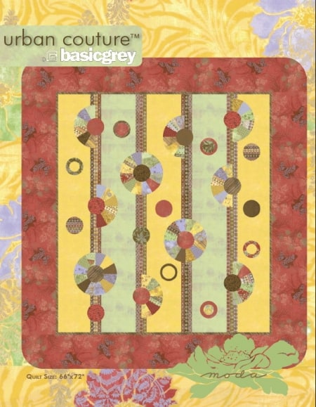 Urban Couture Quilt Pattern-0