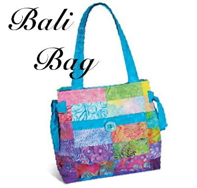 Bali Bag - Purse / Bag Kit-0
