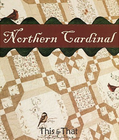 Northern Cardinal Pattern Booklet-0