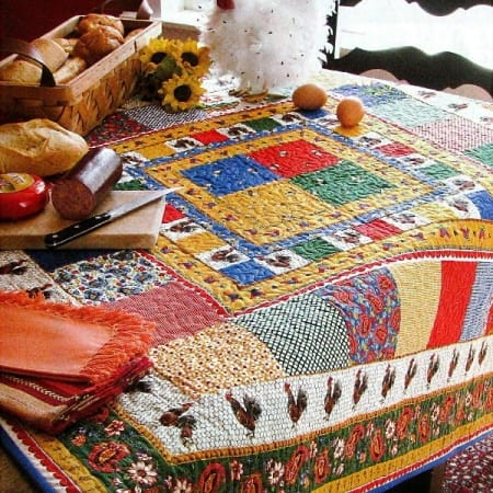 Charming Chickens Quilt Kit-0