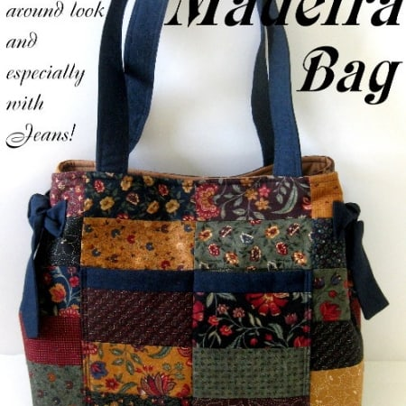 Madeira Bag - Purse Kit-0