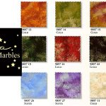 "Metallic Marbles 5"" Charm Pack-0"