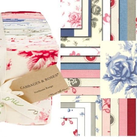 Northcote Range Fat Quarter Bundle -0
