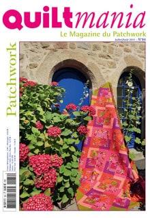 QuiltMania Quilt Magazine No. 84-0
