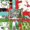 Winter Wonderland Moda Jelly Roll - Ingrid-13441
