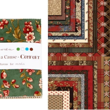 "Collections Comfort 5"" Charm Pack-0"