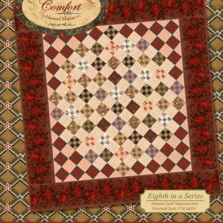 Collections Comfort Quilt Pattern-0