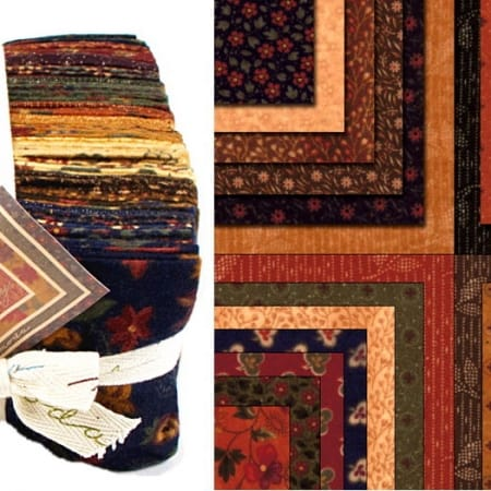 Flannel Days FLANNELS Fat Eighth Bundle -0