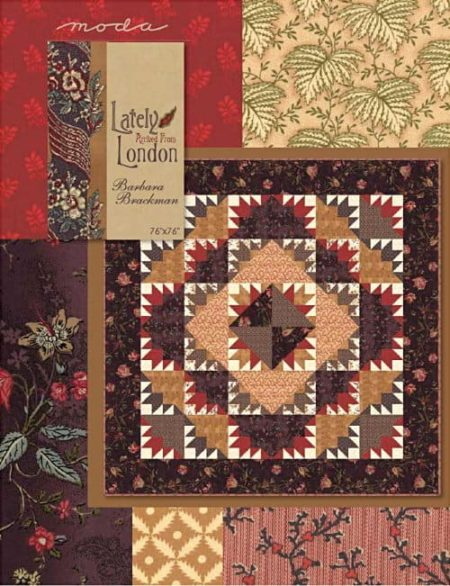 Lately Arrived From London Quilt Pattern-0
