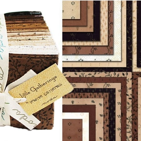 Little Gatherings Fat Quarter Bundle -0