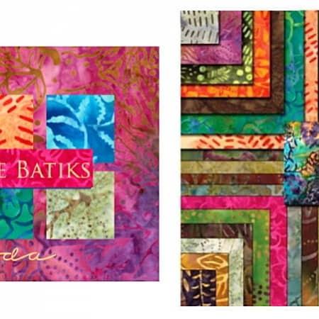 Mirage Batiks Fat Eighth Bundle-0