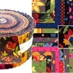 Rooftop Garden Moda Jelly Roll-0