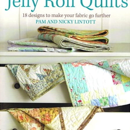 Two From One Jelly Roll Quilts Book-0