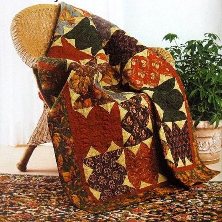 Beauty from the Attic Quilt Kit + BONUS-0