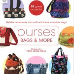 Purses Bags and More Book-0