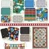 Fairy Tale Friends Fabric Panel - Nursery Rhyme Panel-11064