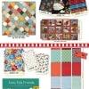 Fairy Tale Friends Fabric Panel - Nursery Rhyme Panel-11065