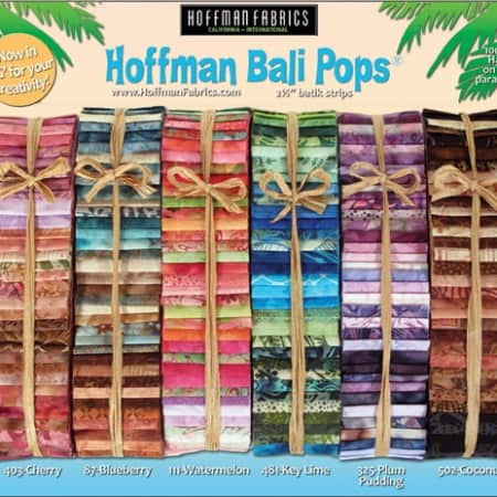 ENTIRE COLLECTION of Hoffman's New Bali Pops! - SPECIAL LIMITED TIME EDITION-0