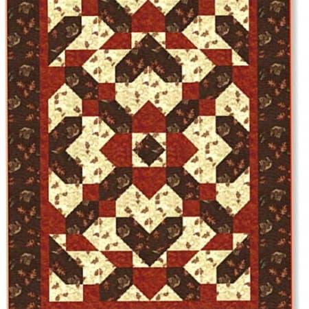 Birch Bark Lodge Quilt Kit #2-0