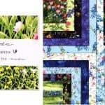 "Wildflowers V 5"" Charm Pack-0"