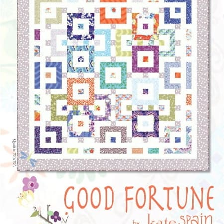 Good Fortune Quilt Pattern-0