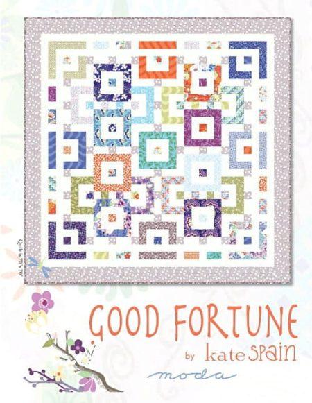 Good Fortune Quilt Pattern-0