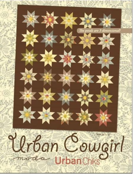 Urban Cowgirl Quilt Kit-0