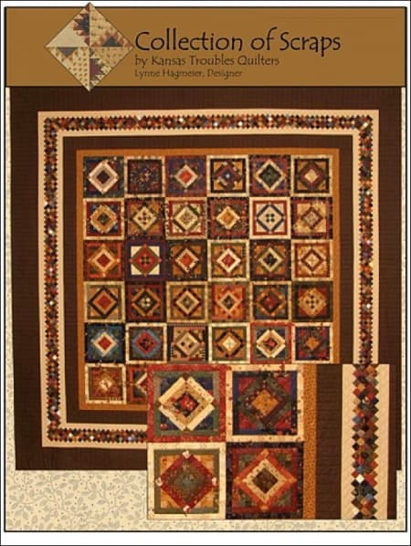 Collection of Scraps by Kansas Troubles Quilters-0