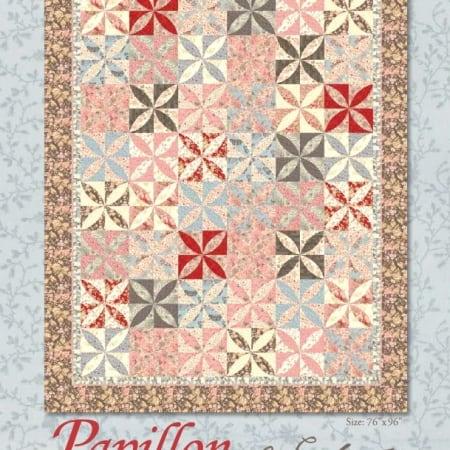 Papillon Quilt Pattern-0