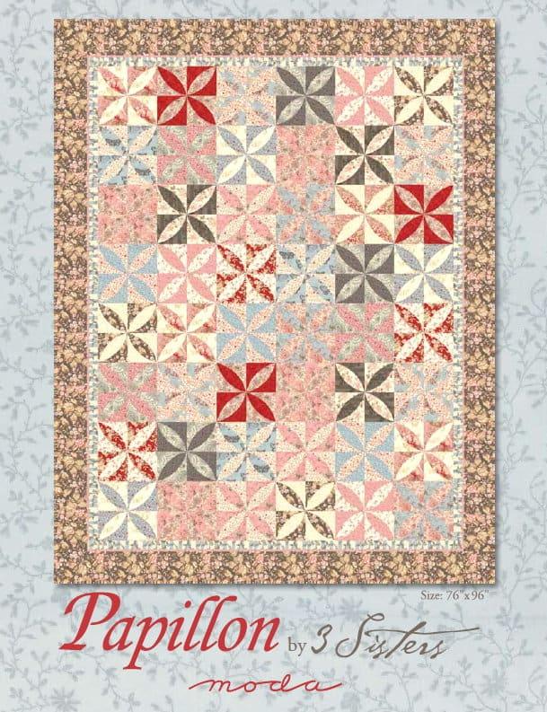 Papillon Quilt Pattern