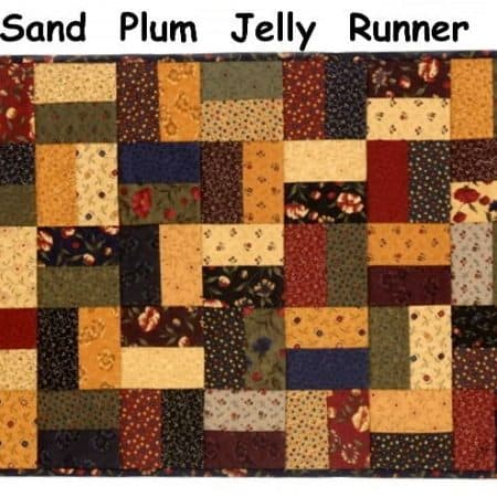 Sand Plum Jelly Table Runner Kit-0