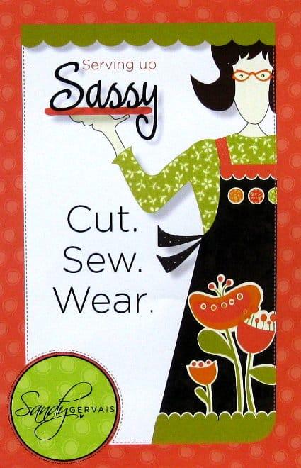 Sassy Apron Kit-0