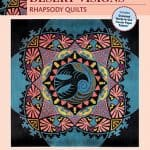 Desert Visions Rhapsody Quilts Book by Ricky Tims-0