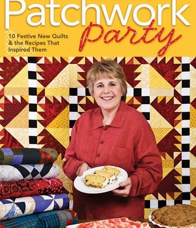 Patchwork Party Book-0