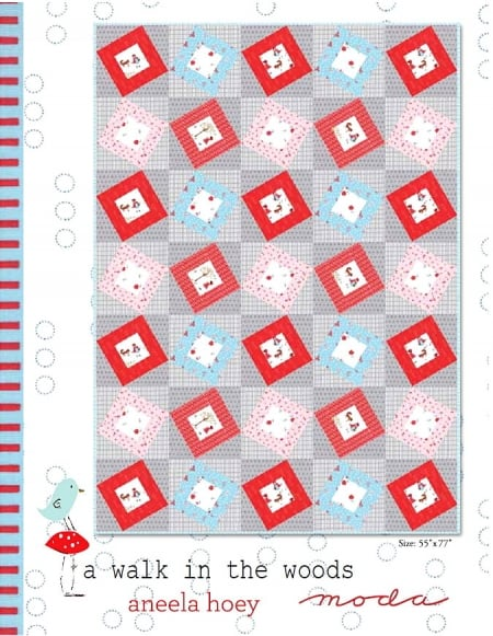 A Walk In the Woods Quilt Pattern-0