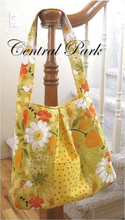Central Park - Purse / Bag Kit-0