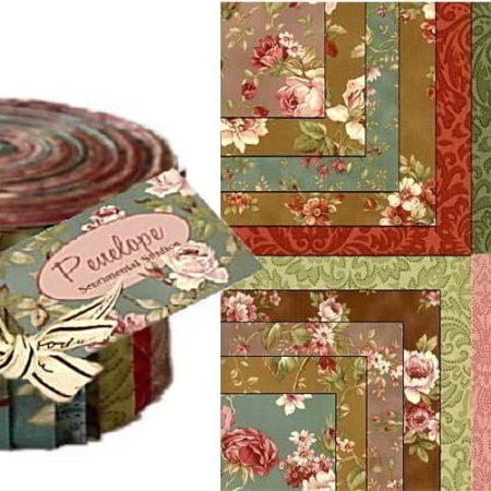 Penelope Moda Fabric Roll-0